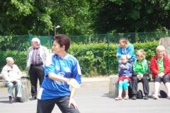 L'équipe féminine à Ninove (Juin 2012)